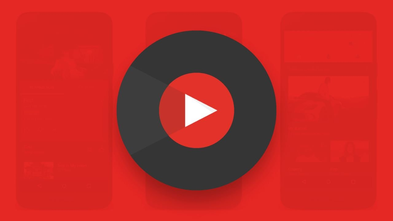 YouTube Music Android 10