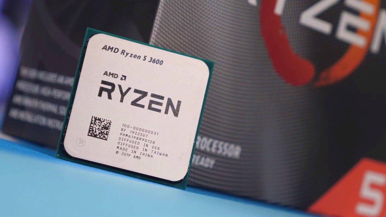 AMD Ryzen Yeni Mikrokod