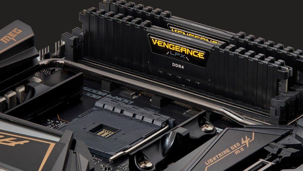 Corsair Vengeance LPX 5000 MHz
