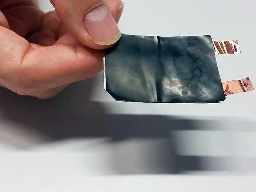 Şekillendirilebilir Batarya
