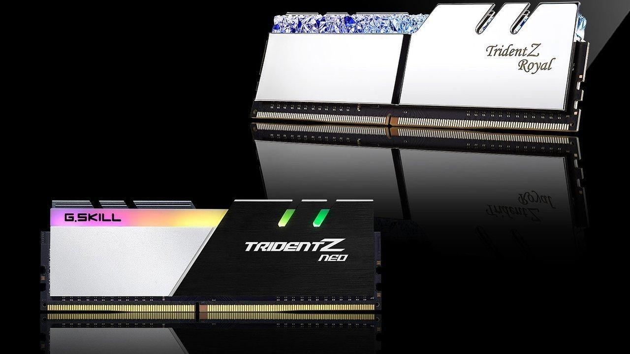 G.SKILL 32 GB DDR4 RAM