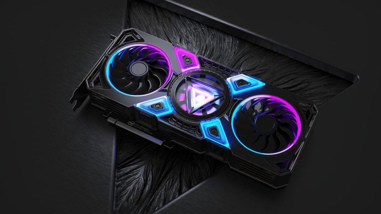 Intel Mobility Xe GPU