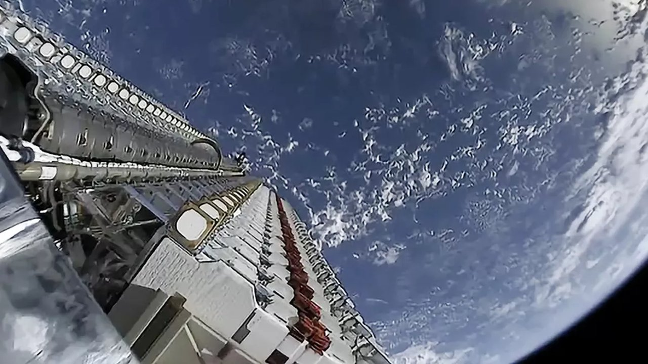 SpaceX Starlink Uydusu