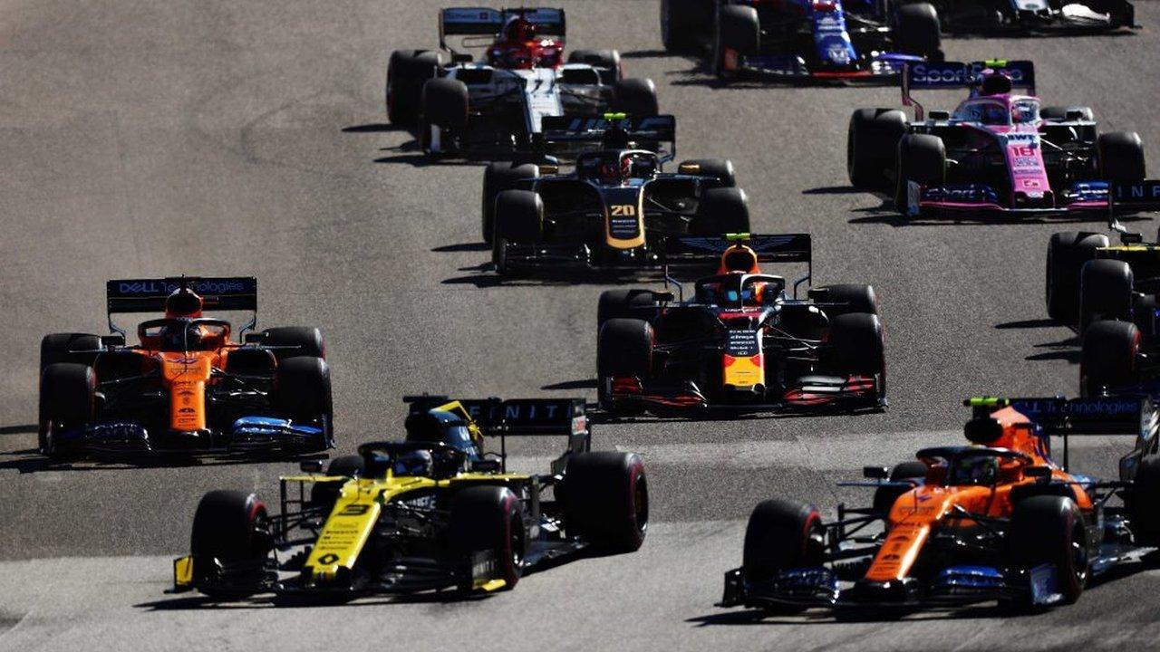 Formula 1 Karbon Nötr