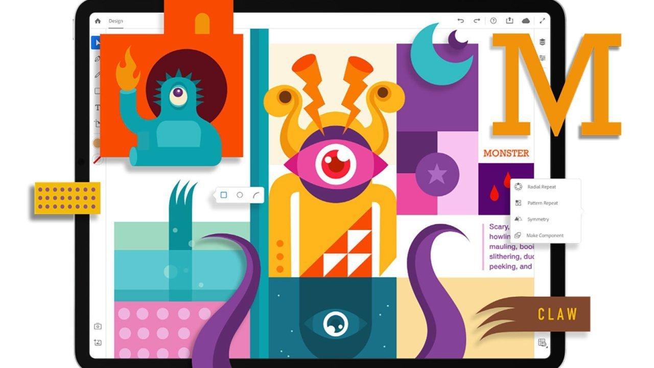 iPad İçin Adobe Illustrator
