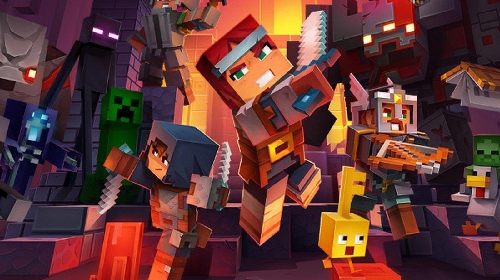 Minecraft Dungeons Çıkış Tarihi