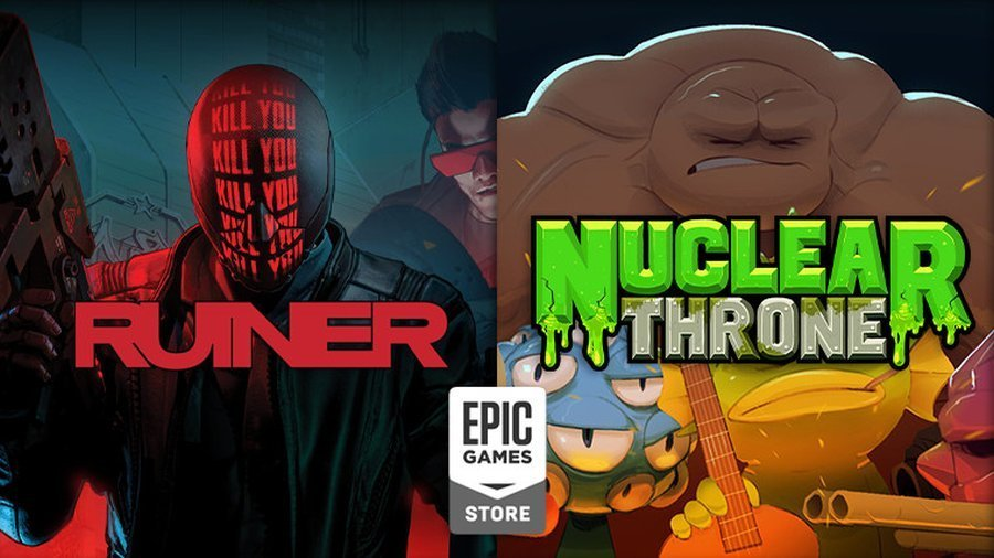 Nuclear Throne, Ruiner Ücretsiz