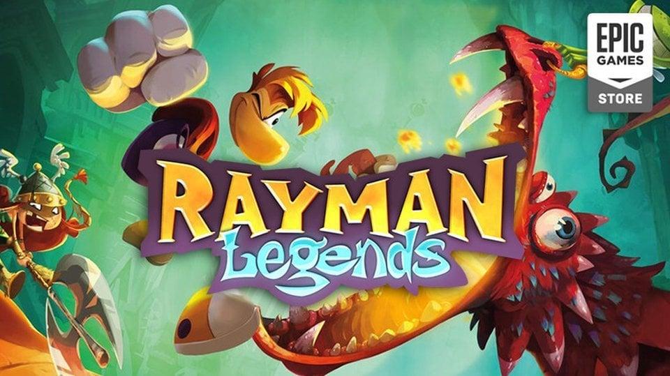 Rayman Legends Ücretsiz