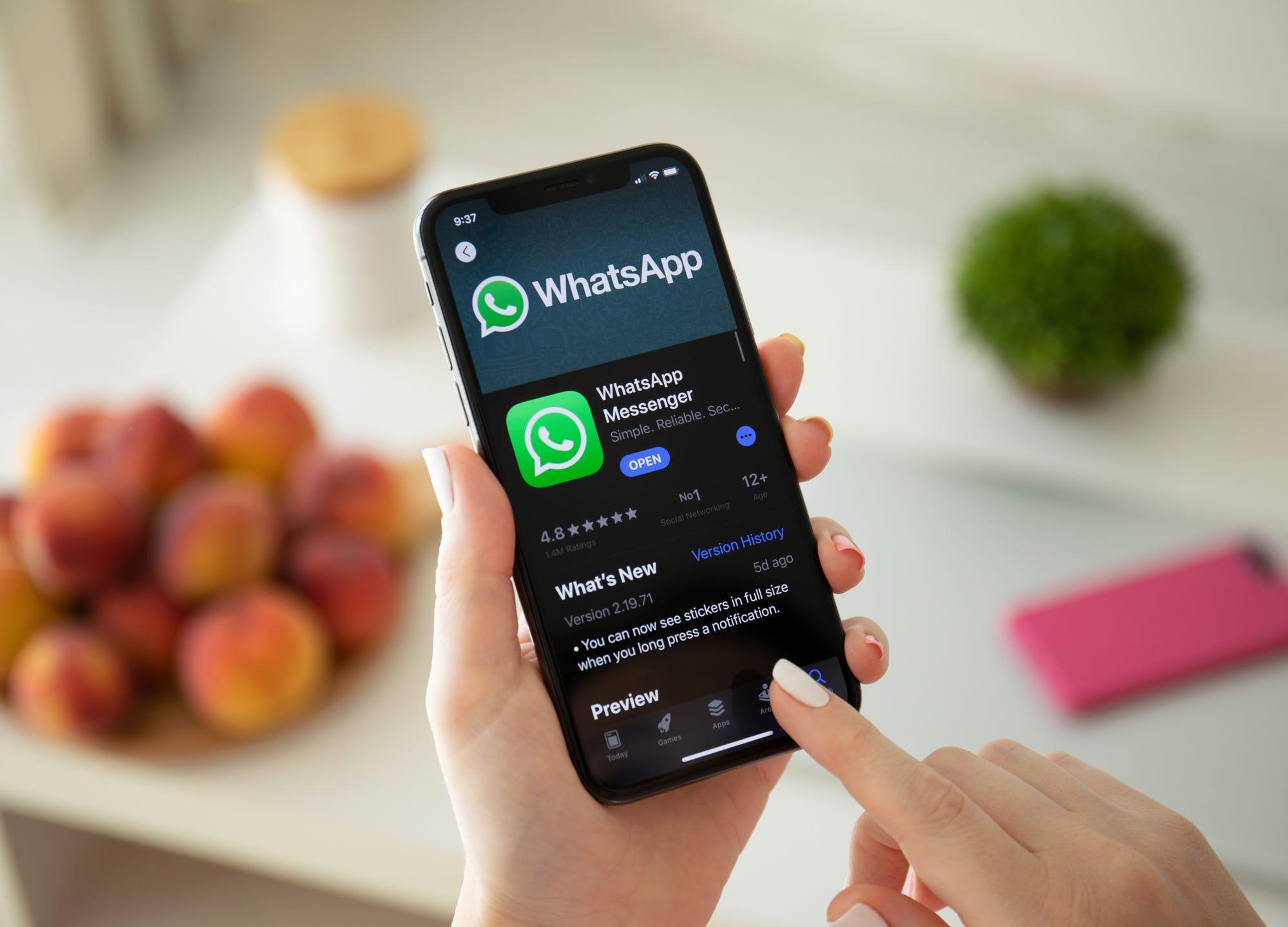 whatsapp grup video 8 kişi