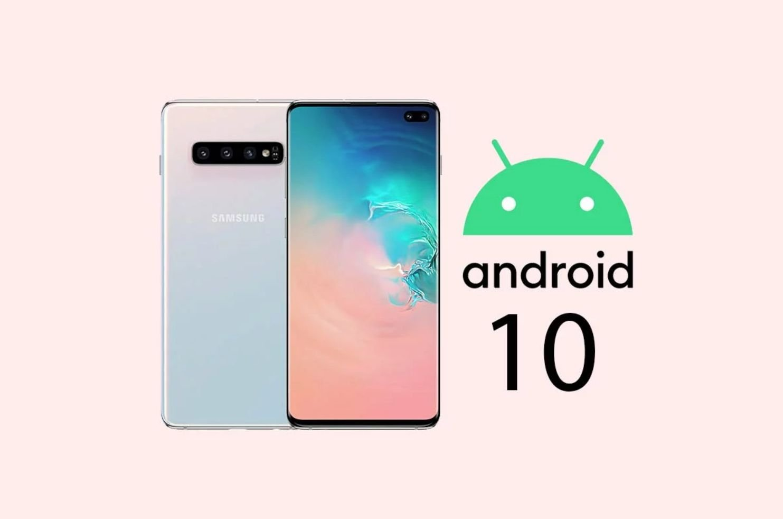 Samsung Türkiye Android 10