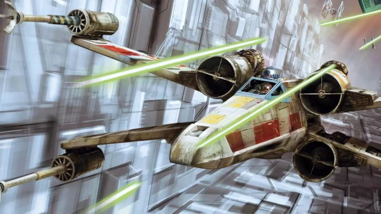 Boeing X-Wing