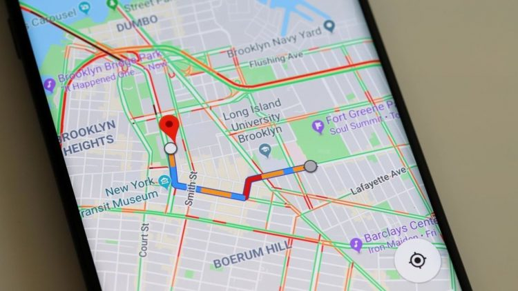 Google Haritalar Gizli Mod