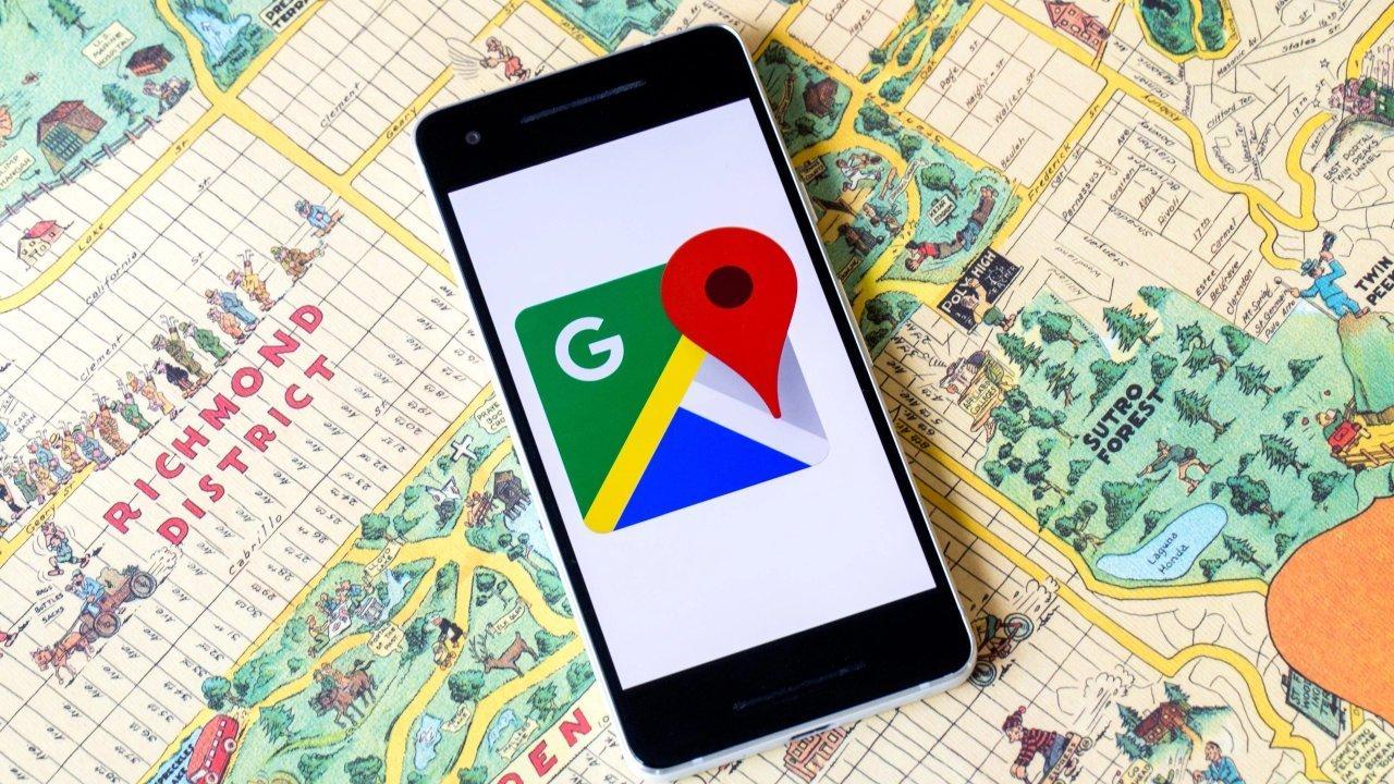 Google Haritalar Uydu Görüntüleri