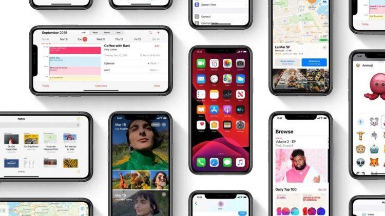 iOS 13.3 Güncellemesi
