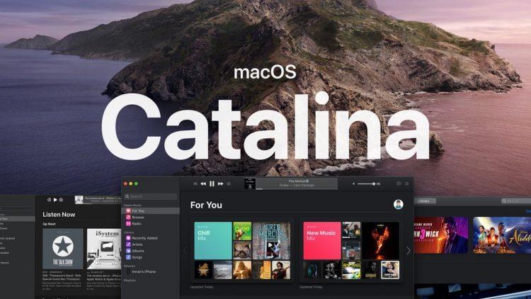 macOS Catalina 10.15.2 Güncellemesi