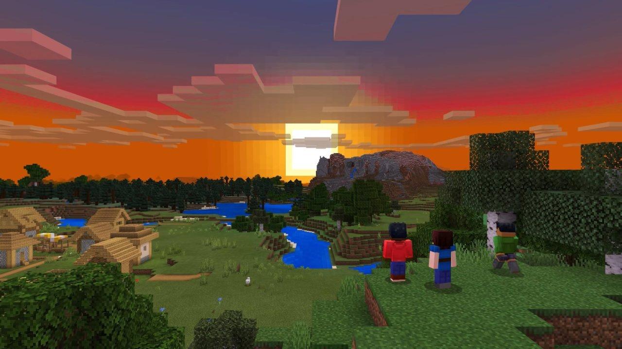 Minecraft Bedrock Çapraz Platform