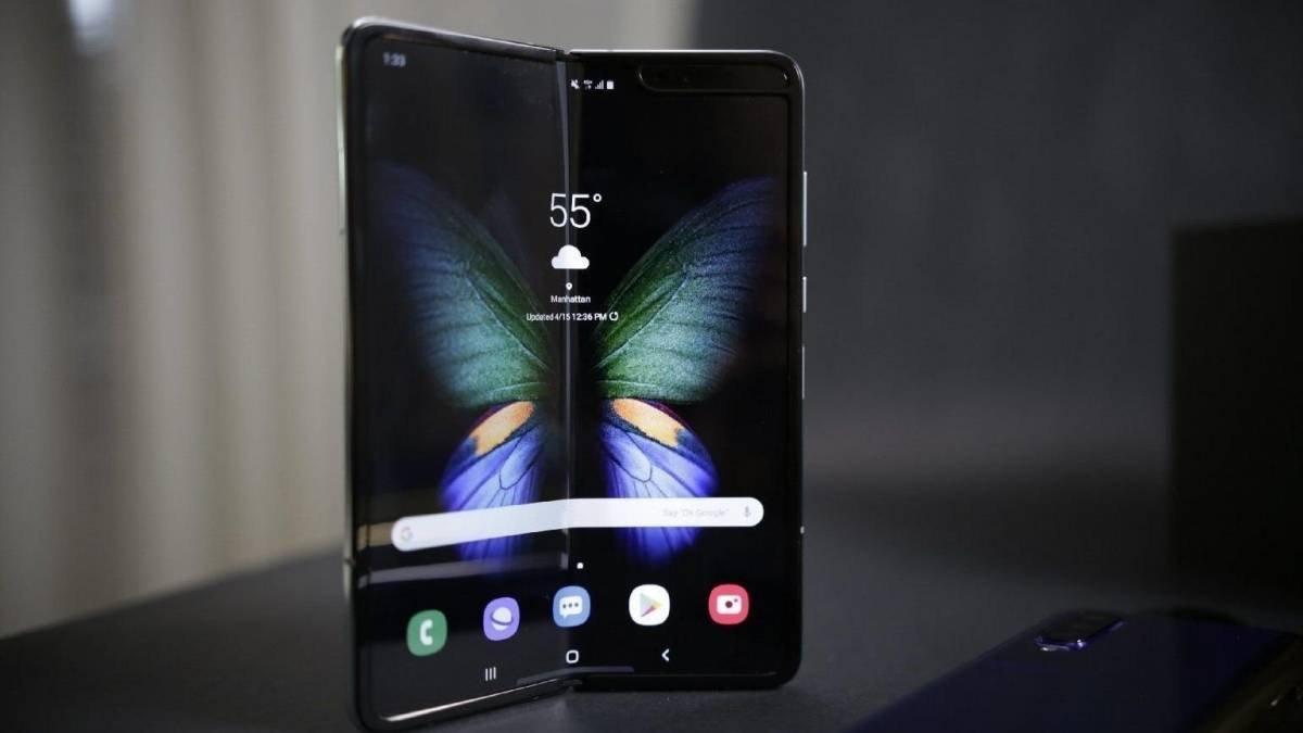 Galaxy Fold 2 - katlanabilir telefon