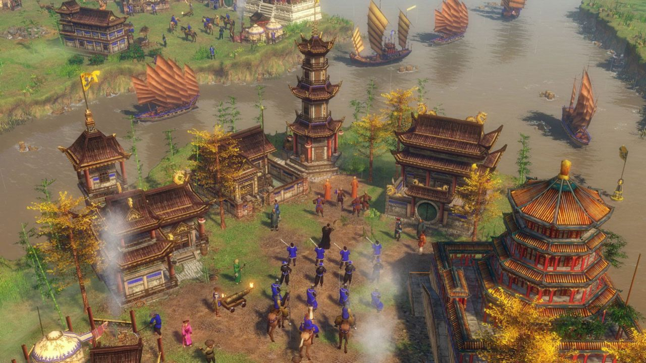 Age of Empires 3: Definitive Edition Beta