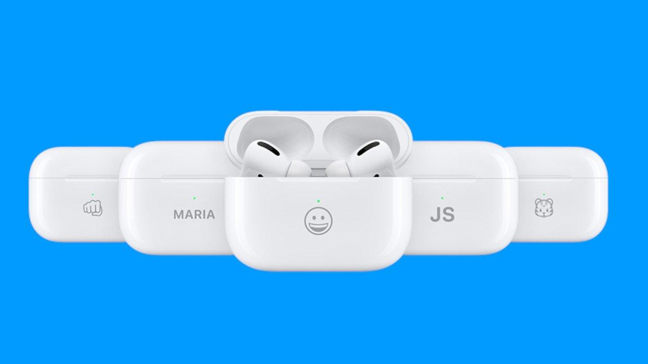 Apple AirPods Şarj Kutusu Özelleştirme