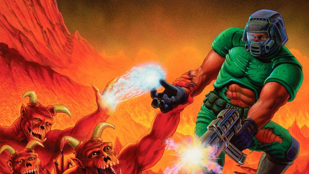 60 FPS Doom Doom II PC