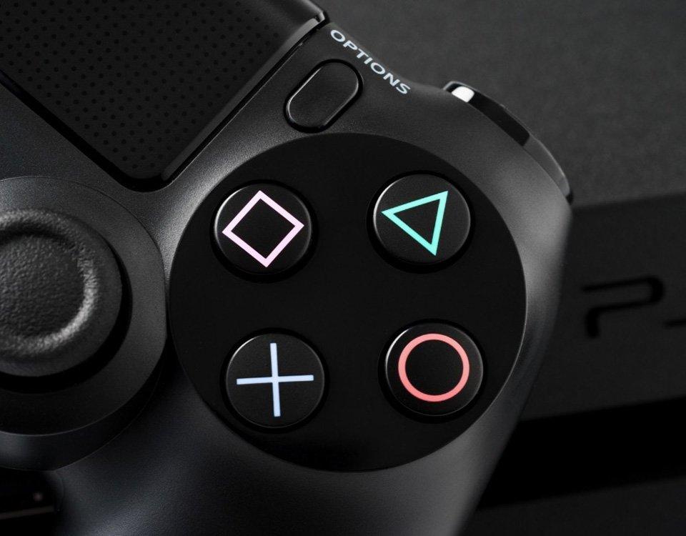 PlayStation 5 logosu