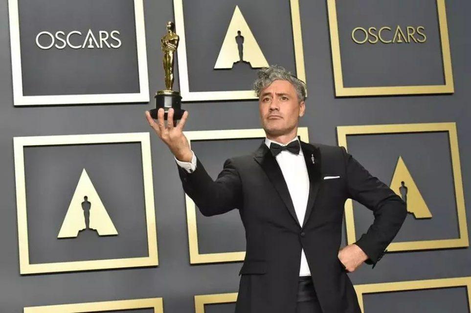 2020 Oscar Ödülleri Taika Waititi Apple kelebek klavye