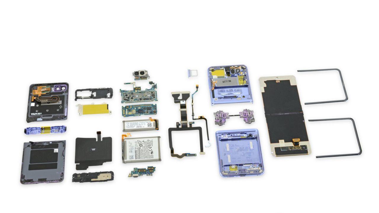 Samsung Galaxy Z Flip Tamir