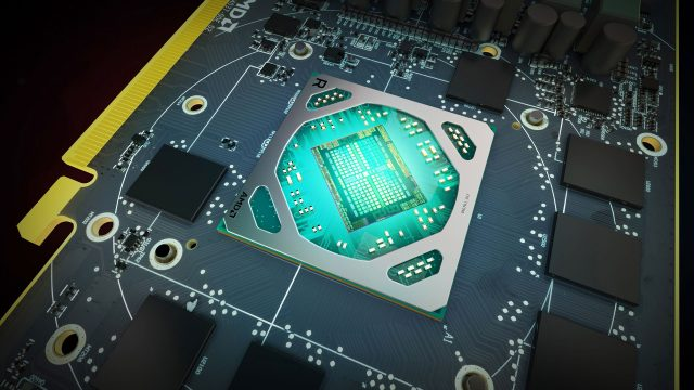 AMD GPU Satışları