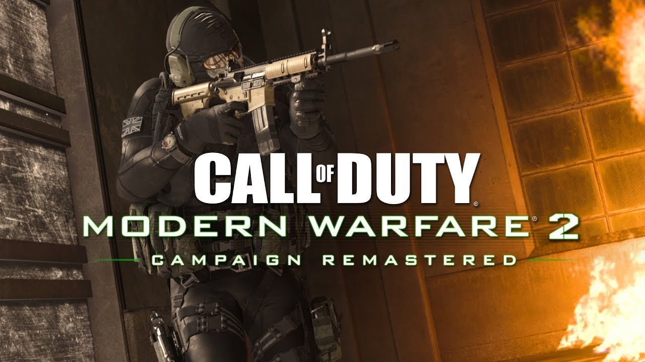 Call of Duty Modern Warfare 2 Remastered duyuruldu