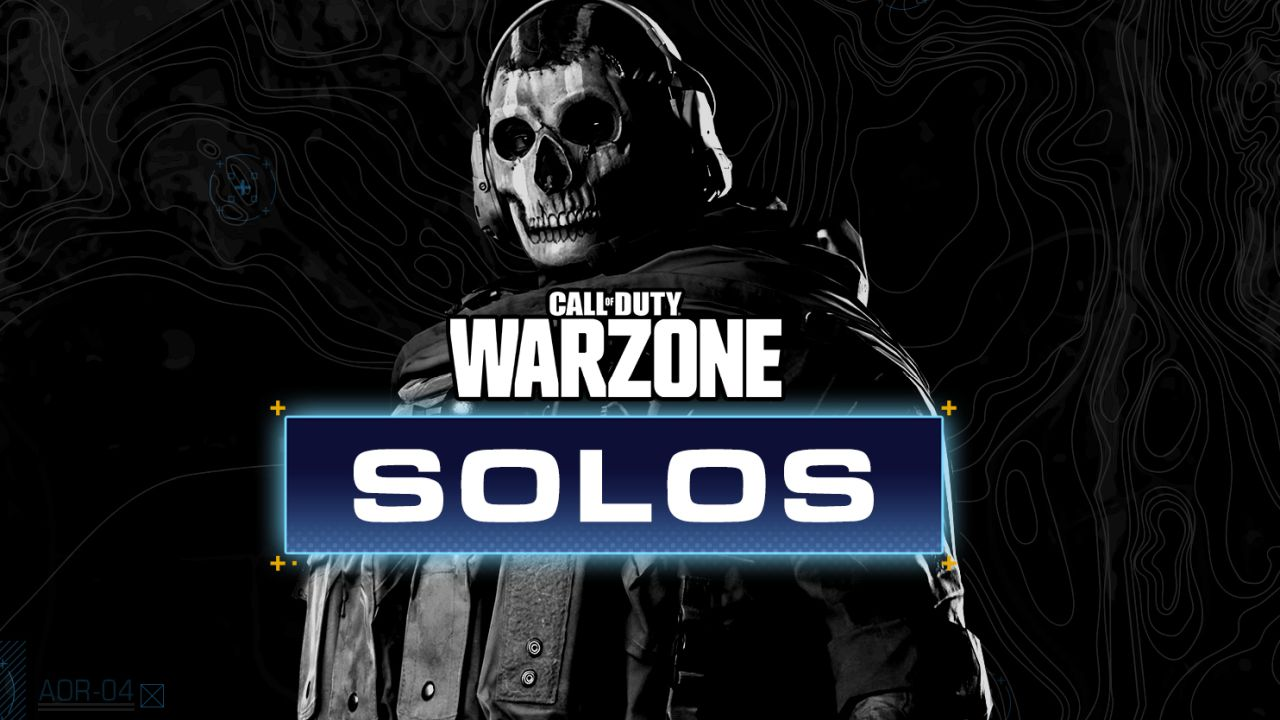 Call of Duty: Warzone Solos Modu