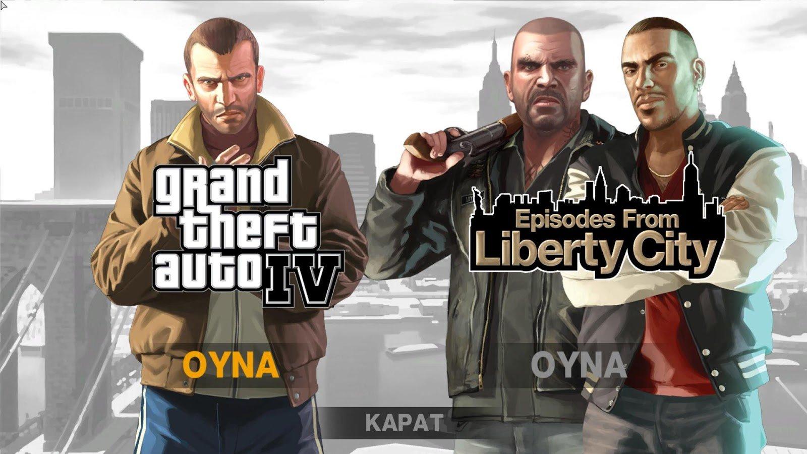 GTA 4 Complete Edition Türkçe Yama