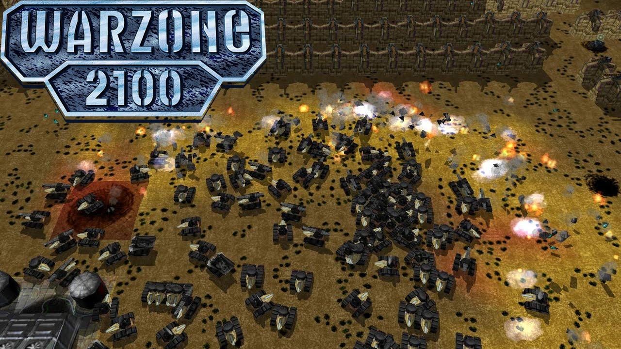 Warzone 2100 Steam