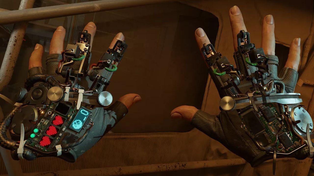 Half-Life: Alyx Oynanış Videoları
