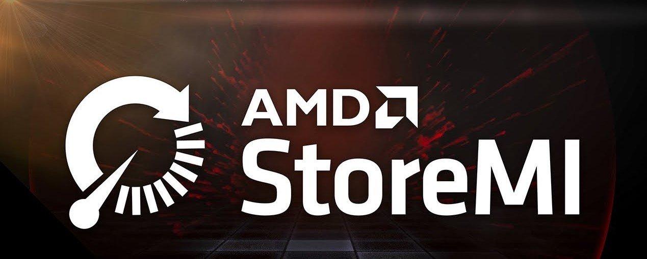 AMD StoreMI V2 Artık 400 Serisi Anakartlarda Destekleniyor