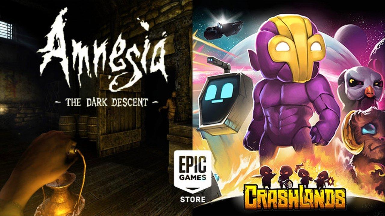 Amnesia: The Dark Descent Crashlands Ücretsiz