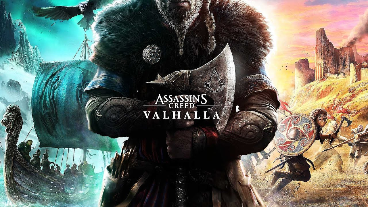 Assassin's Creed Valhalla fragmanı