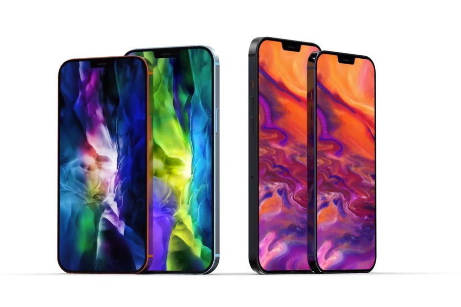 iPhone 12 Pro Max tasarımı