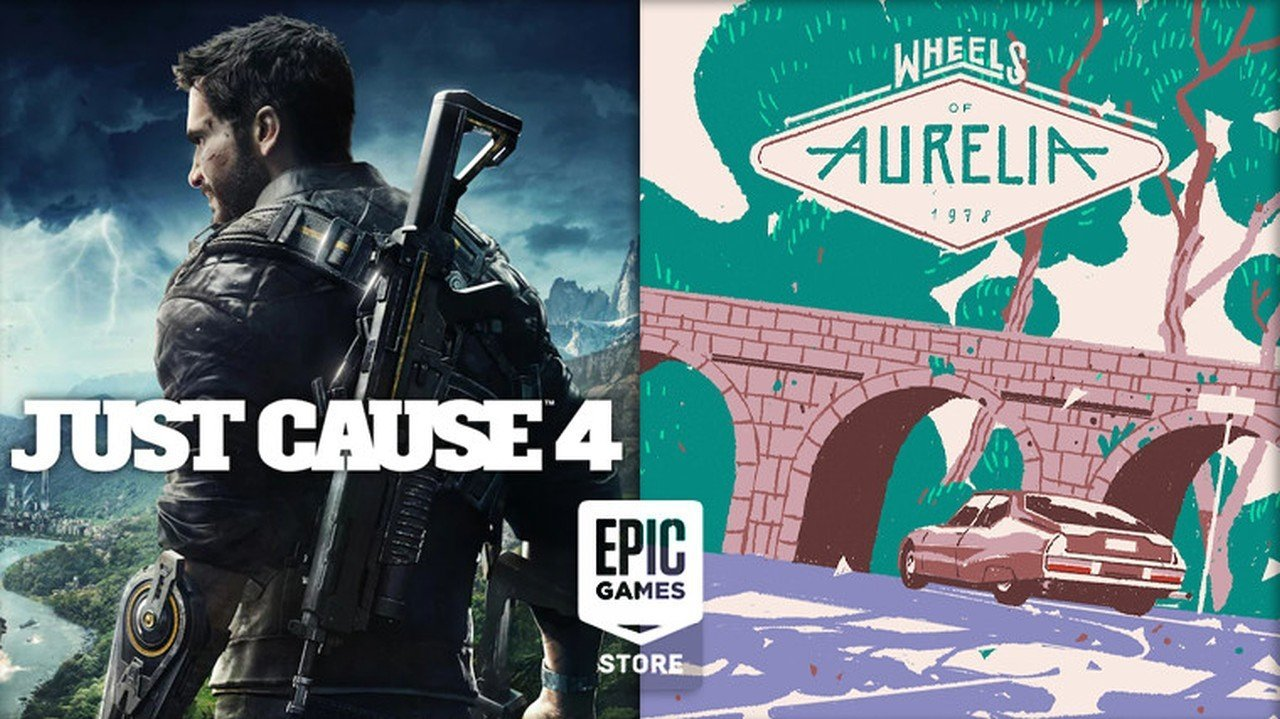 Just Cause 4 Wheels of Aurelia Epic Games Store