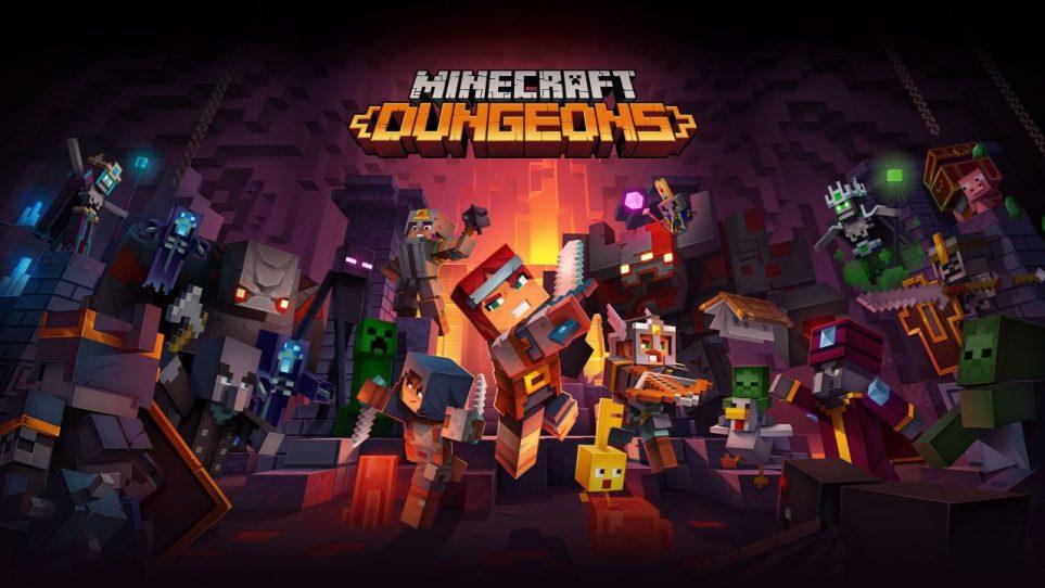 Minecraft Dungeons Erteleme