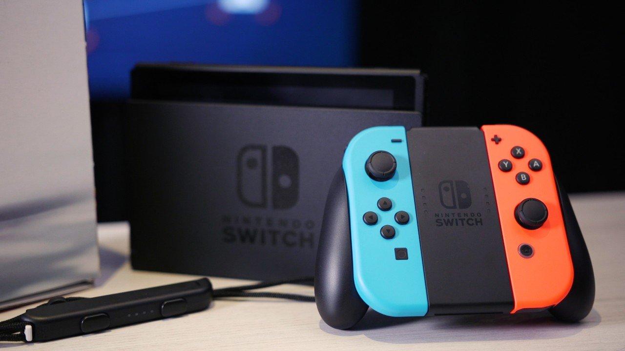 Nintendo Switch 10.0 Güncellemesi