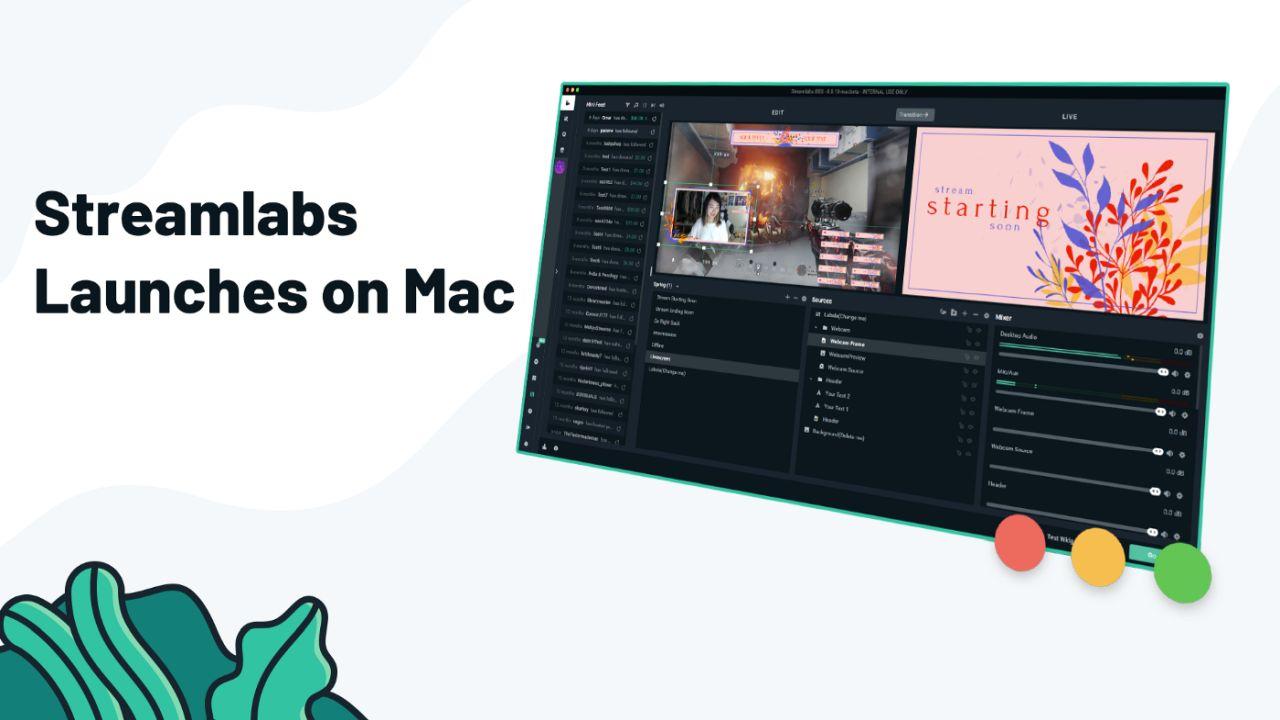 Streamlabs OBS Mac