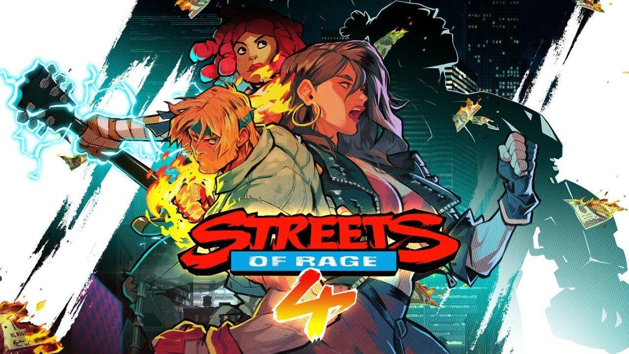 Streets of Rage 4 Çıkış Tarihi