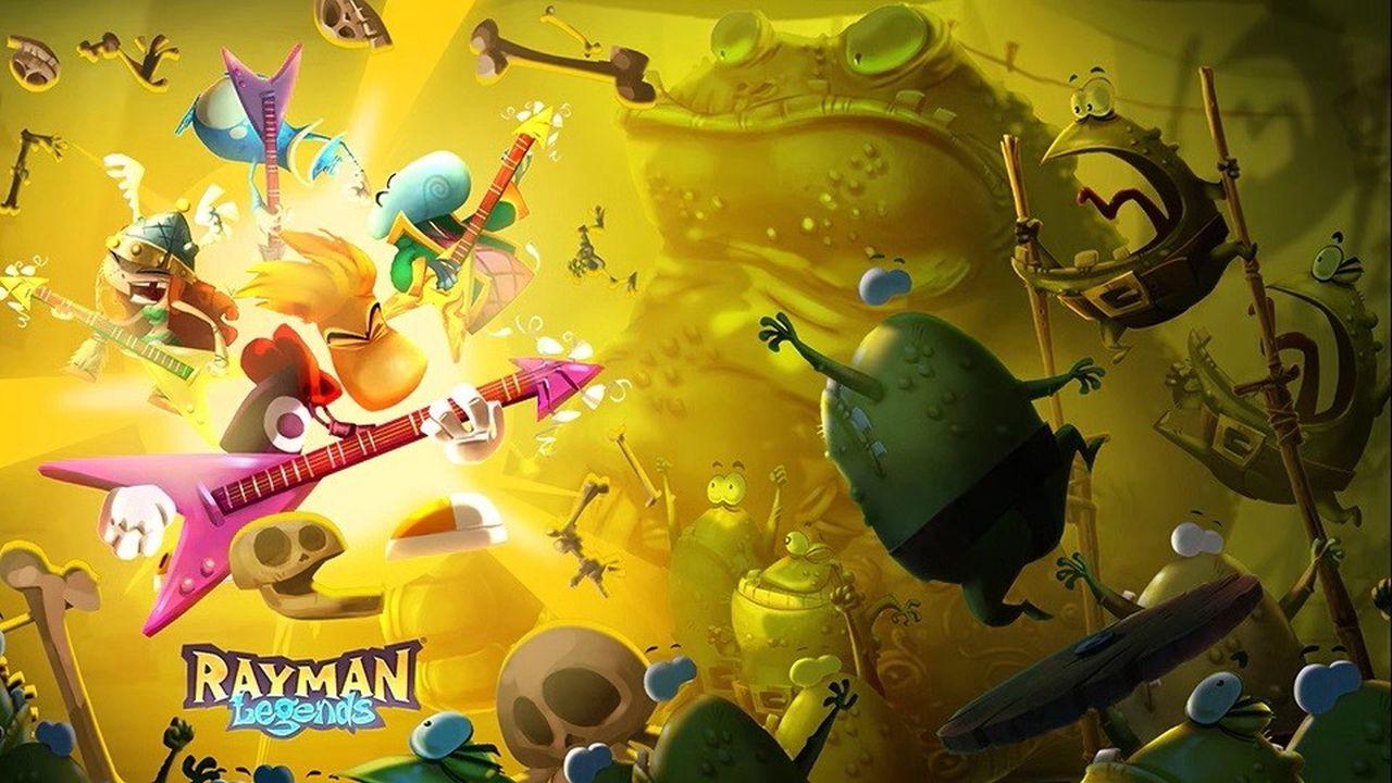 Uplay Ücretsiz Rayman Legends