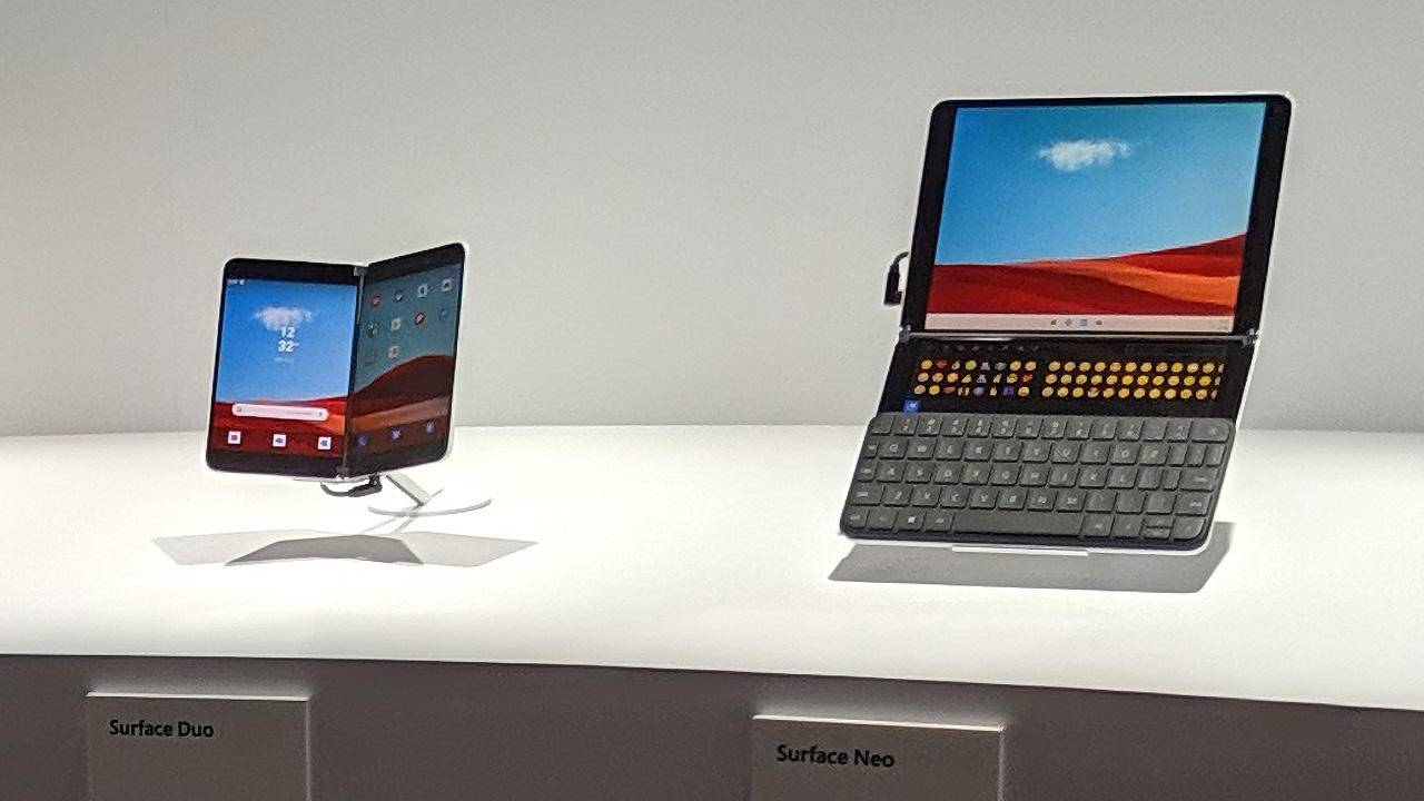 Windows 10X, Surface Neo
