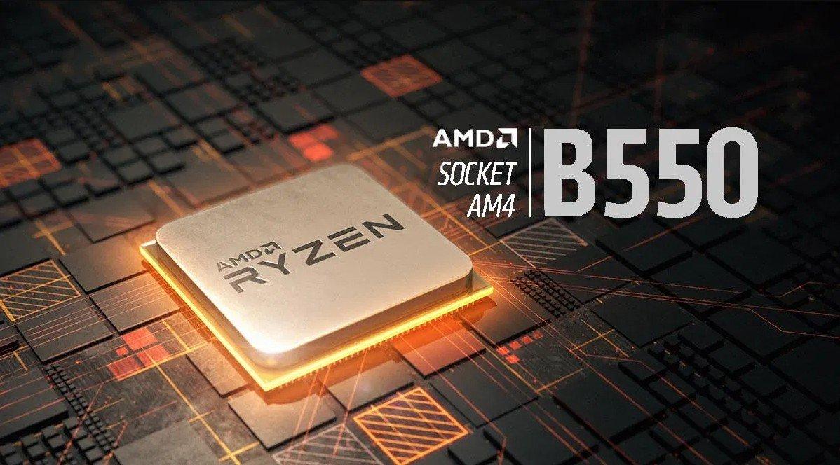 AMD B550 Anakart