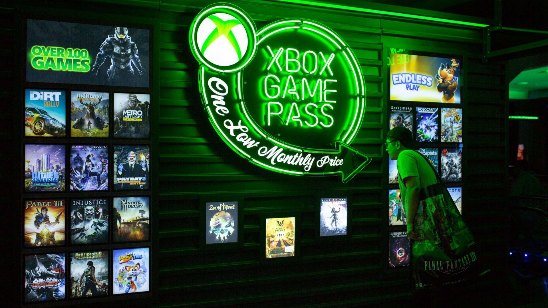 xbox game pass yeni oyun