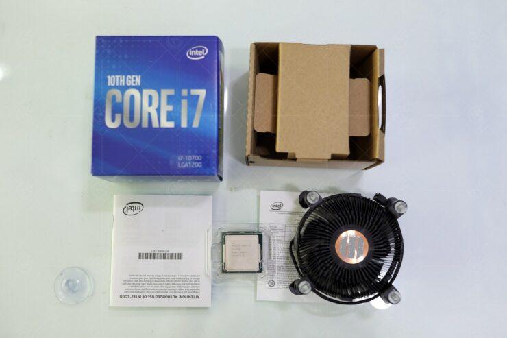 Intel Yeni Stock Soğutucu