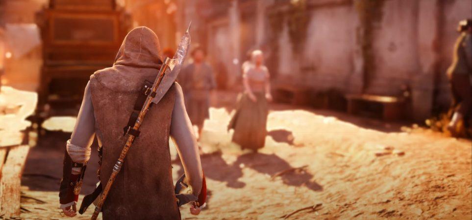 Assassin's Creed Unity Ray Tracing teknolojisi