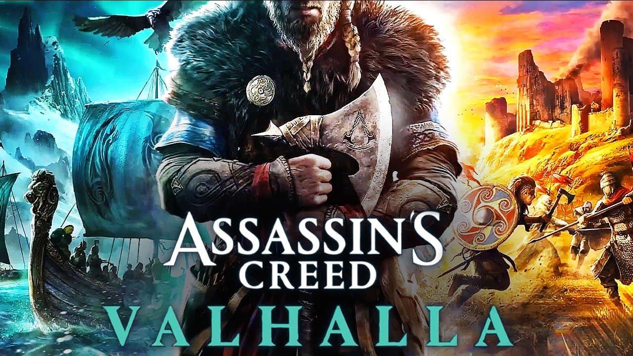 Assassins Creed Valhalla haritası