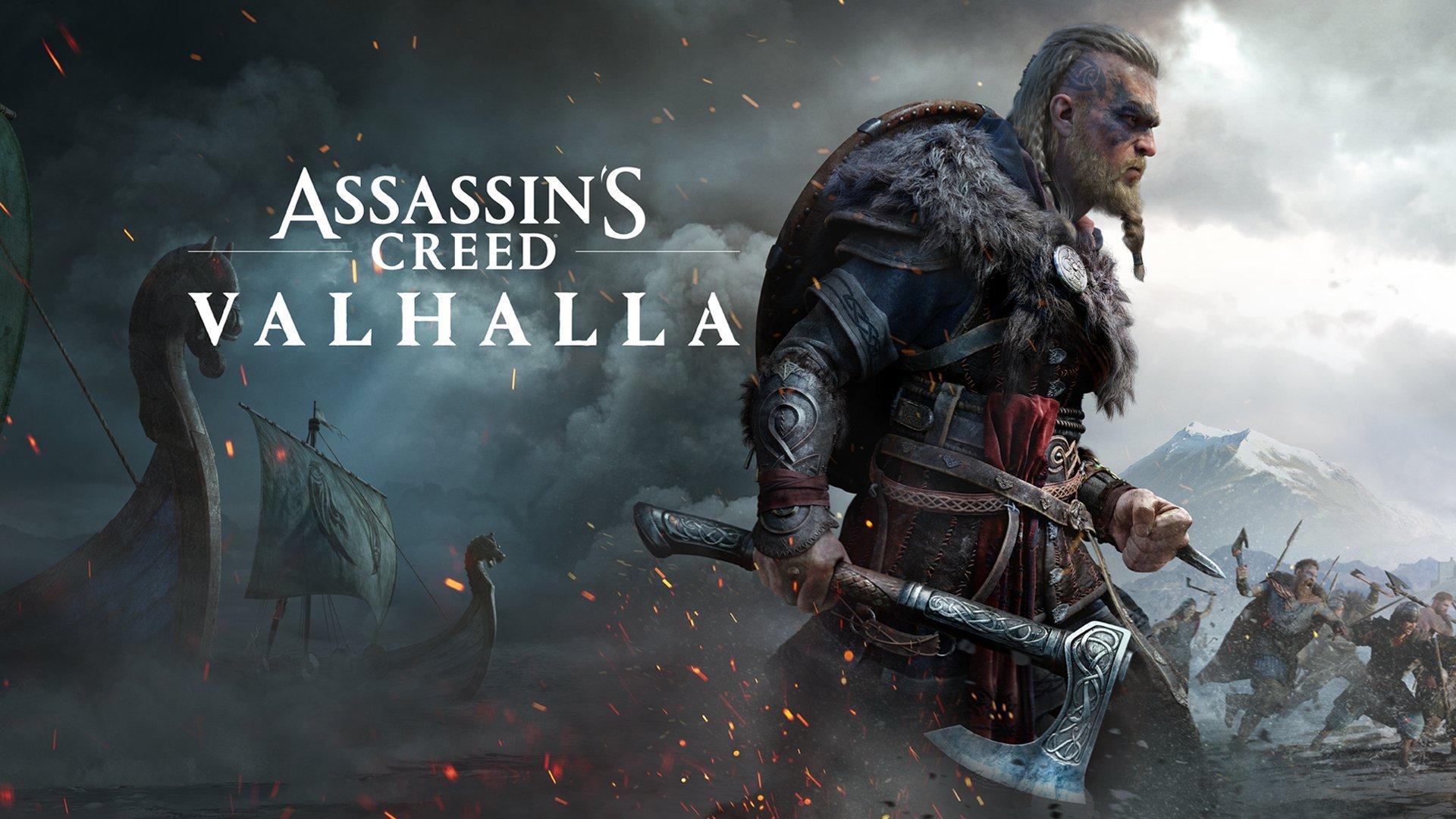 Assassin's Creed Valhalla oyun içi görüntüleri